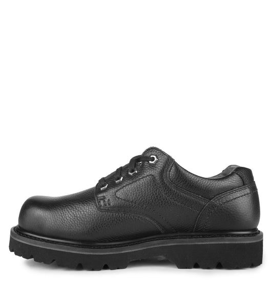 Acton GIANT A9269-11 Balck Work Shoes in composite 5E Very Wide Fit