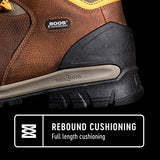 "Bogs BEDROCK 6"" COMPOSITE TOE CSA Brown"