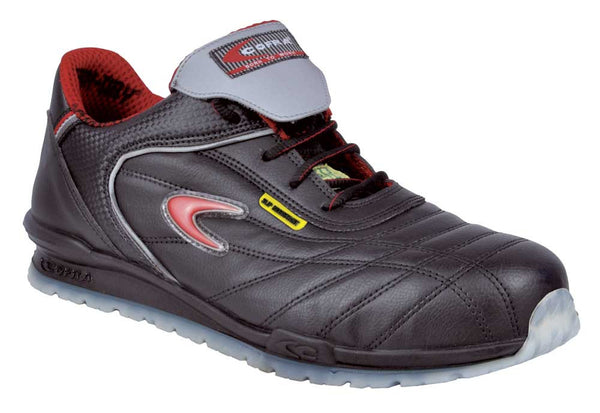 Cofra CONNOLLY SD Men Safety Shoes METAL FREE Antistatic Slip-Resistant