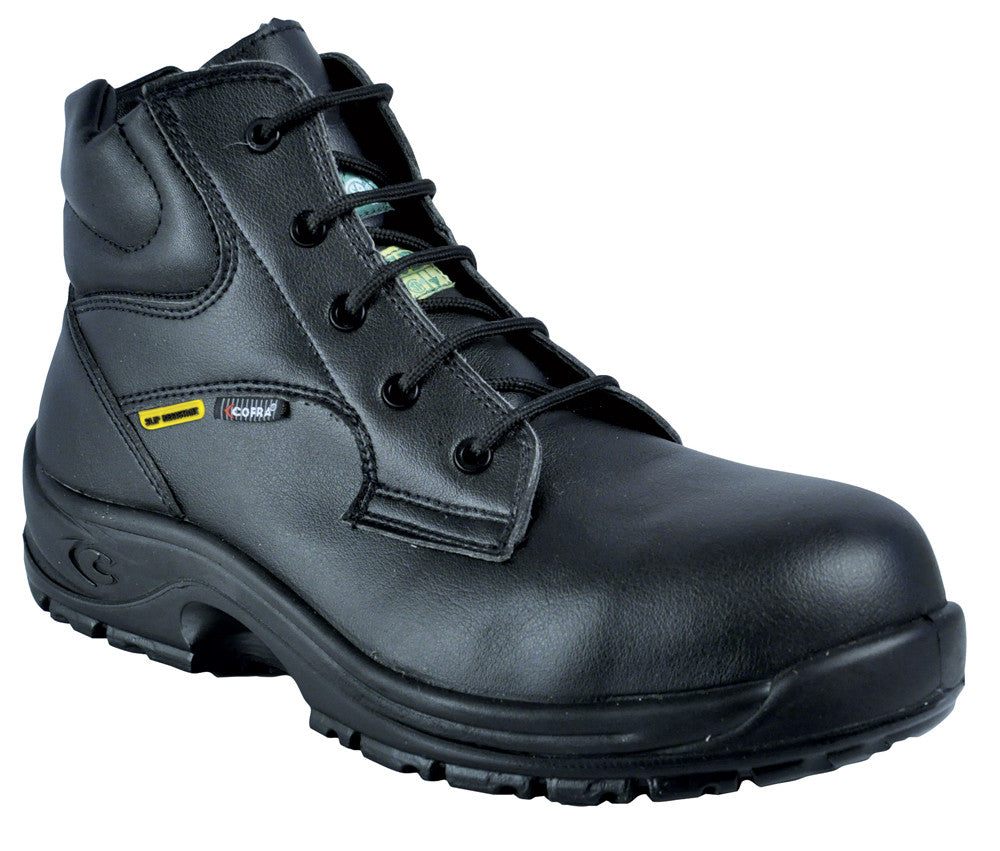 Cofra LIQUID SD Men Safety Shoes METAL