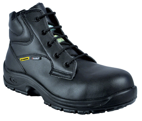 Cofra LIQUID SD Men Safety Shoes METAL FREE Anti-Static Slip-Resistant