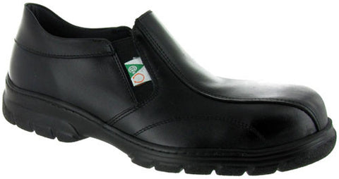 Mellow Walk 542128 Quentin CSA METAL FREE Safety Shoes Made in Canada