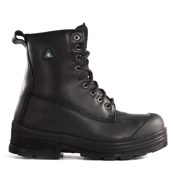 Royer 10 5002 Csa Steel Toe Steel Plate Safety Boots