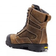 Royer 5727AG AGILITY ARTIC GRIP CSA Metal Free Safety Boots Composite Toe Plate insulated -20C Brown
