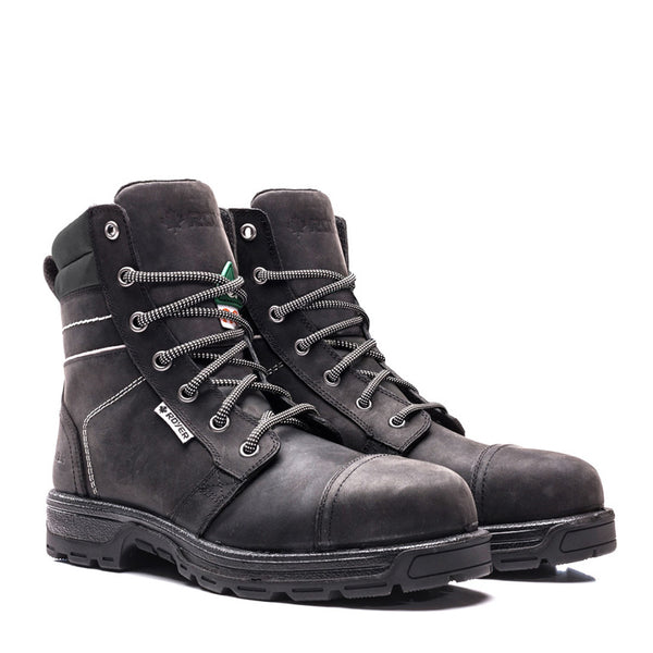 Royer 4700GT Black Safety Boots METAL FREE for women