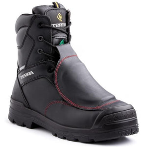 Terra Footwear 305515 BARRICADE Safety Work Boots METAL FREE METATARSAL