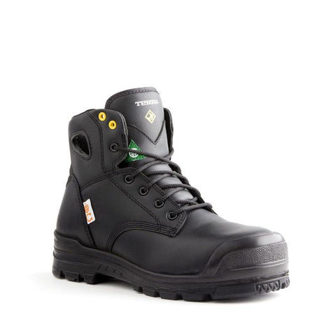92b712a9cd5 Terra Footwear Safety Work Shoes Safety Boots CSA MADE IN CANADA ...