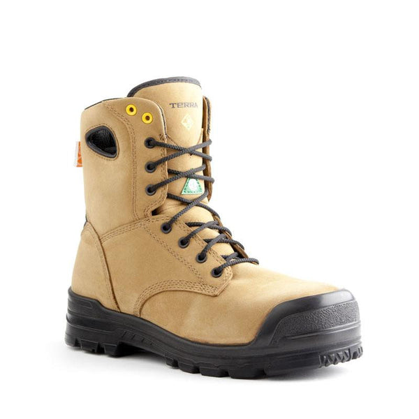 Terra Footwear 2974B ARGO Safety Work Boots METAL FREE