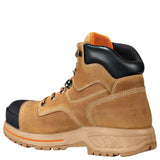 "Timberland Pro ENDURANCE HD 6"" COMPOSITE TOE WORK BOOTS Dark Wheat A1Q6S214"