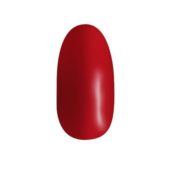 Color Acrylic Nail Art Powder, Dorothy Red #17