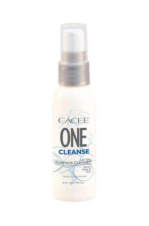 Cleanse ONE Gel Polish Alcohol Spray
