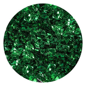 Art Glitter & Confetti, #228 Metallic Green Flakes