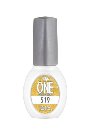 Golden Groove ONE Gel Polish