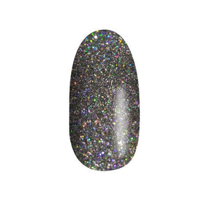 Color Acrylic Nail Art Powder, Multi Color Glitter #35