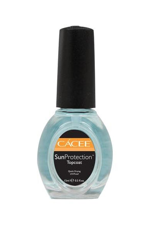 Sun Protection Topcoat