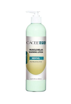 Muscle Relax Warming Massage Lotion