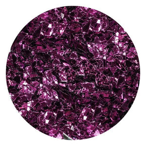 Art Glitter & Confetti, #230 Metallic Grape Flakes