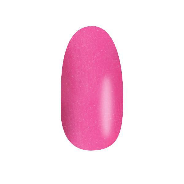 Color Acrylic Nail Art Powder, Barbie Pink #1