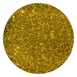 Art Glitter & Confetti, #005 Fine Metallic Yellow