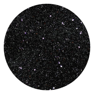 Art Glitter & Confetti, #003 Fine Metallic Black