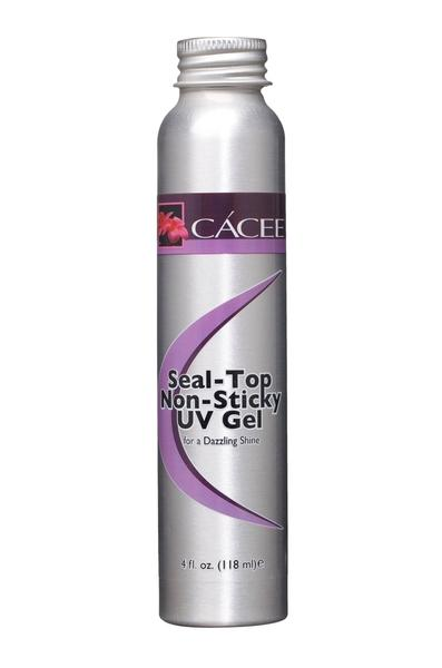 Seal Top Non Sticky UV Gel Topcoat