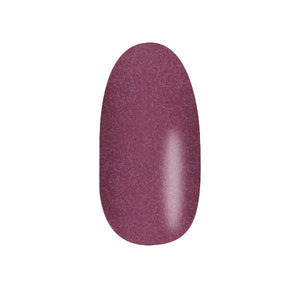 Color Acrylic Nail Pearl Art Powder, Grape Mauve #62