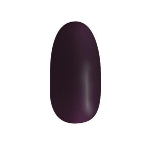 Color Acrylic Nail Art Powder, Eggplant Purple #26