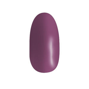 Color Acrylic Nail Art Powder, Mauve Purple #23
