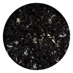Art Glitter & Confetti, #217 Metallic Black Flakes