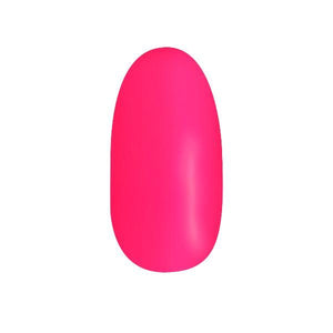 Color Acrylic Nail Art Powder, Hot Pink #18