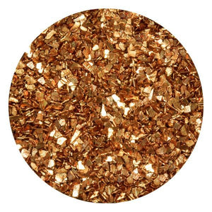 Art Glitter & Confetti, #068 Chunky Gold Crushed Shell