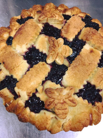 9 Inch Marionberry Pie Local Delivery