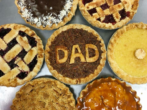 "Father's Day"" DAD"" Pie Local Delivery"
