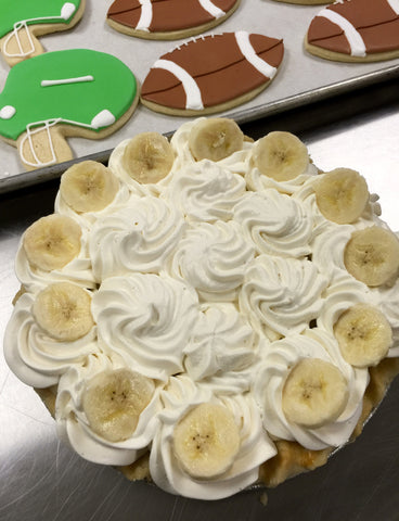 9 Inch Banana Cream Pie Local Delivery