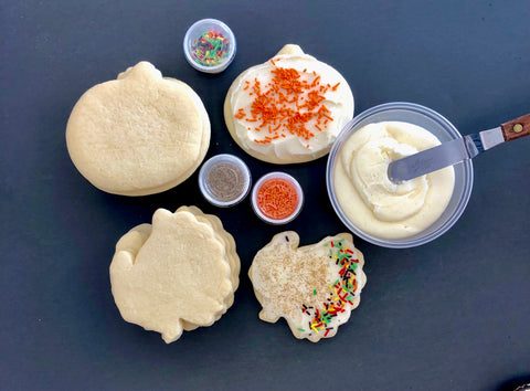 Thanksgiving Sugar Cookie Decorating Kit Local Delivery