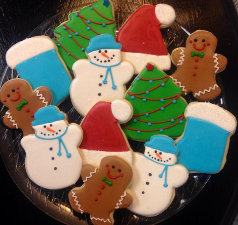 Class - Friday, Dec. 7,  6 to 8 p.m., Christmas Themed