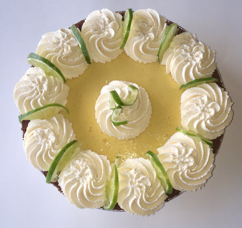 9 inch Key Lime Pie Local Delivery