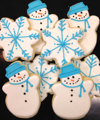 Class - Wednesday, 1/6.  6 to 8 p.m., Winter Themed