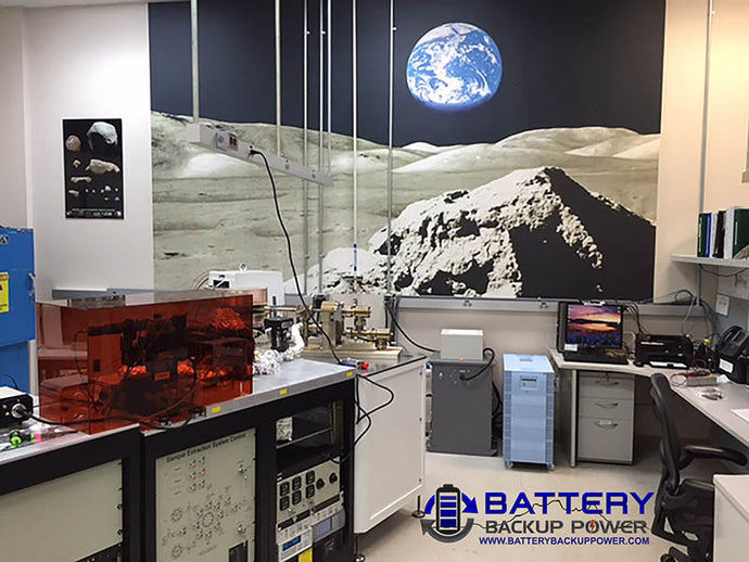 Why NASA Uses Battery Backup Power, Inc. Systems