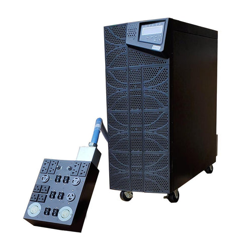 Laboratory/Scientific Battery Backup Uninterruptible Power Supply Systems (UPS) And Power Conditioners