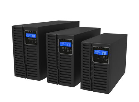 Advanced Digital Signal Processing Battery Backup UPS Systems