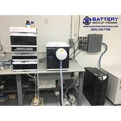 Battery Backup UPS For HPLC And GCMS