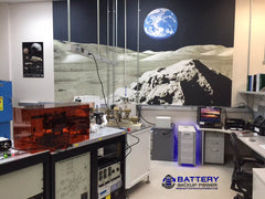 Battery Backup At NASA