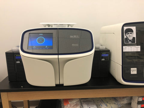 Thermo Fisher Scientific Ion Torrent, Ion Chef, Ion Proton, And Ion S5 On Battery Backup UPS