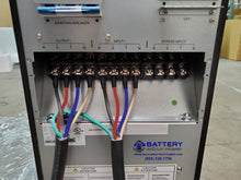 Load image into Gallery viewer, Battery Backup Power 10KVA 15KVA 20KVA 120/208Y 3 Phase UPS Terminal Block Wiring Diagram Hardwire Connections