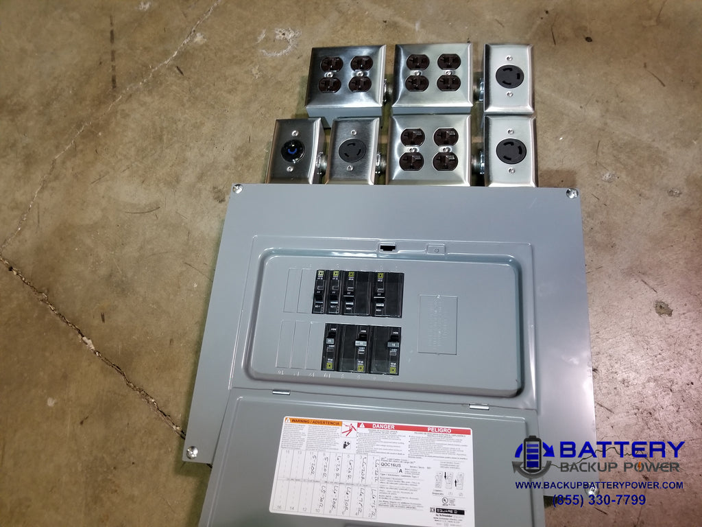120 208 240 Volt Ac Pdu Power Distribution Unit With Individual Electrical Service Wiring Diagram Circuit