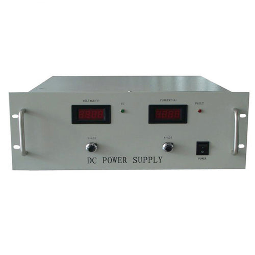 5KW 208-240 VAC 60 Hz Input 0-12 VDC 0-417 A, Adjustable Power Supply