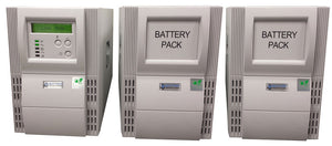 UPS For Life Technologies ArrayScan XTI With 2 Battery Cabinets