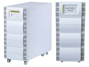 Battery Backup Uninterruptible Power Supply (UPS) And Power Conditioner For AB SCIEX QTRAP 6500 LC/MS/MS System For Proteomics Applications With 1 Extended Run Time Battery Cabinet