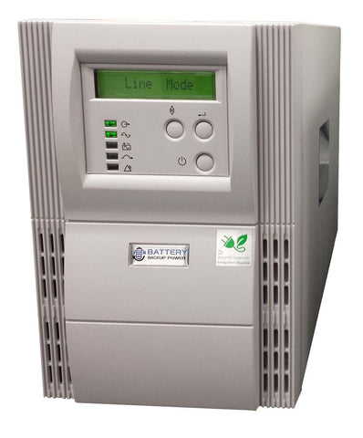 Battery Backup Uninterruptible Power Supply (UPS) And Power Conditioner For Focus Diagnostics Integrated Cycler with Simplexa Real-Time PCR Assays - Supports 1 Cycler - 120V